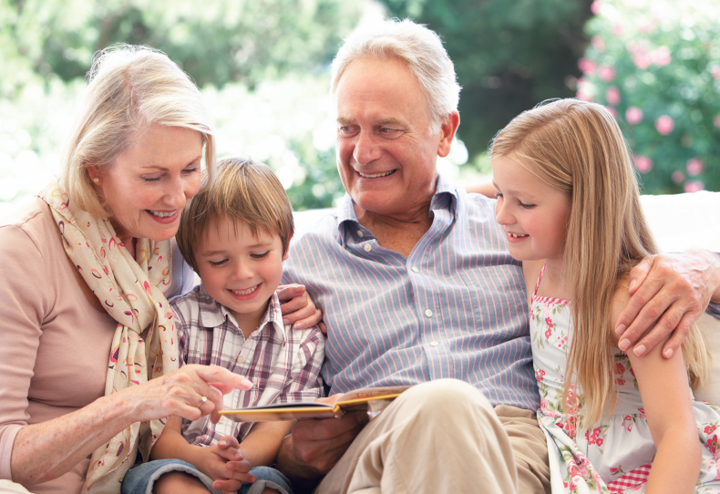 Give your kids or grandkids a head start – by teaching them how to invest